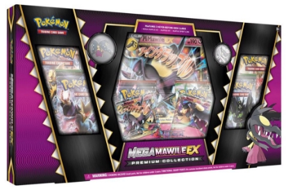 Picture of Pokemon TCG: Mega Mawile EX Premium Collection :: Brand New And Sealed Box!