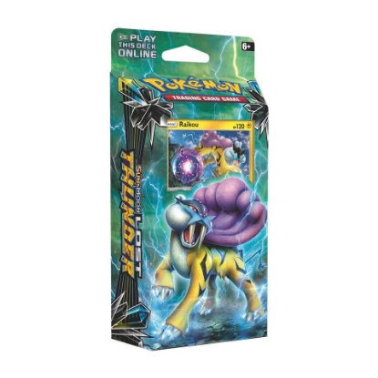 Picture of Pokemon TCG: Sun & Moon: Lost Thunder - Storm Caller Theme Deck :: Brand New And Sealed!