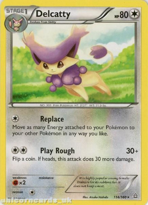 SHIELD ENERGY 143//160 PRIMAL CLASH POKEMON TRAINER CARD NEW MINT