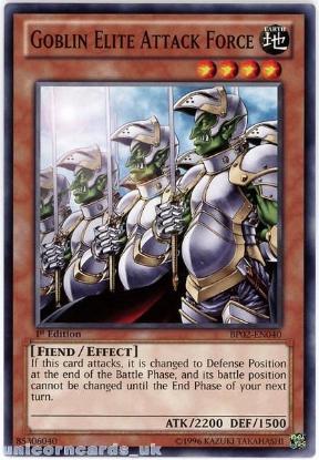 Card SDGU-EN019 Goblin King 1st Edition Mint Yu-Gi-Oh