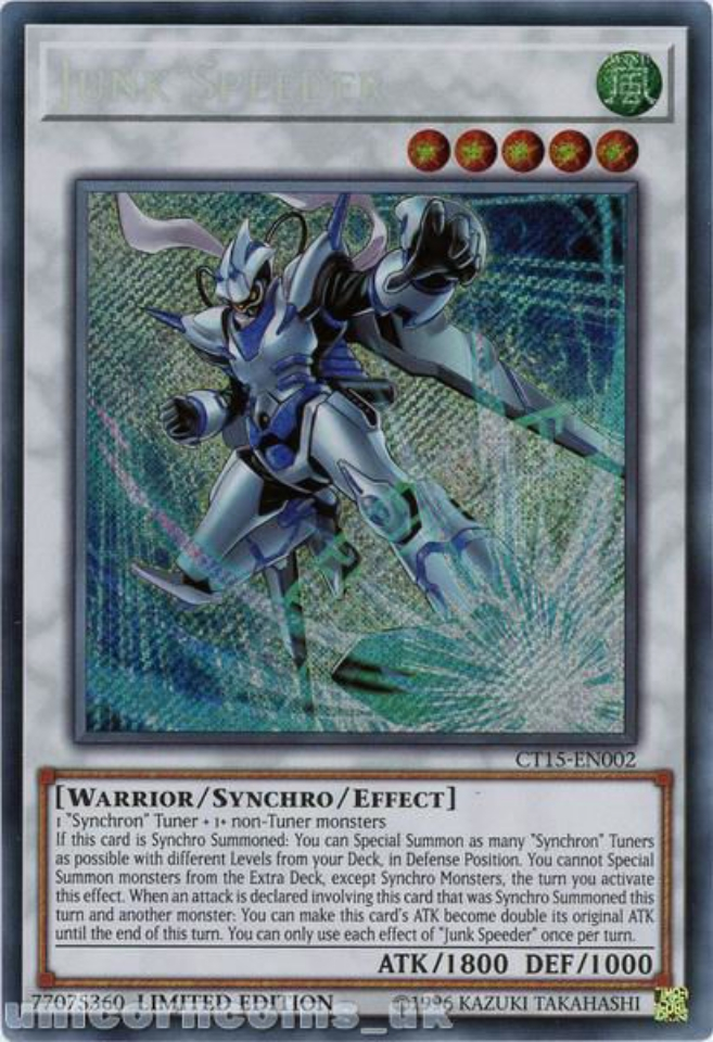 Garbage Collector SDPL-EN002 Common Yu-Gi-Oh Card English 1st Edition New