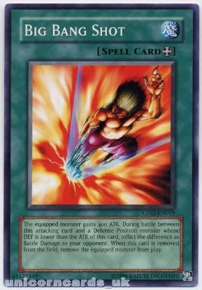 Picture of CP02-EN019 Big Bang Shot Mint  Yu-Gi-Oh! Card