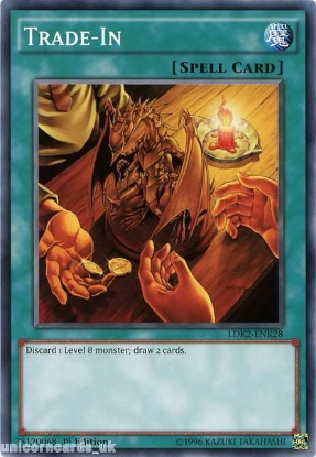 Picture of LDK2-ENK28 Trade-In 1st edition Mint YuGiOh Card
