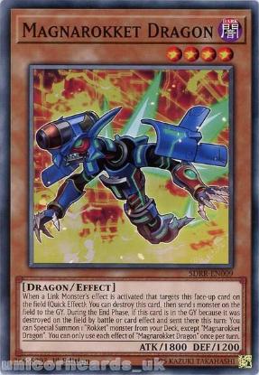 Picture of SDRR-EN009 Magnarokket Dragon 1st Edition Mint YuGiOh Card