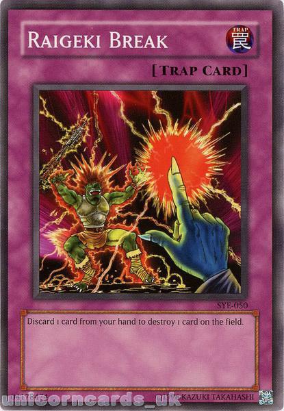 Reverse Breaker Yugioh Card Genuine Yu-Gi-Oh Trading Card