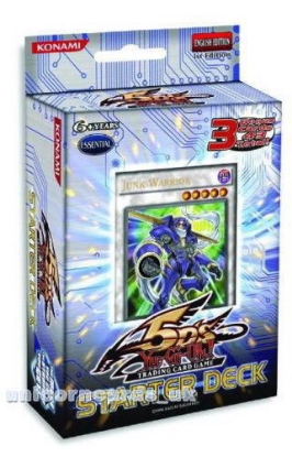 Picture of Yu-Gi-Oh! 5 D's 2008 1st Edition Deck :: Cards Only - No Box! ::