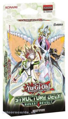 Picture of YuGiOh! Structure Deck: Rokket Revolt :: Brand New And Sealed Box! ::
