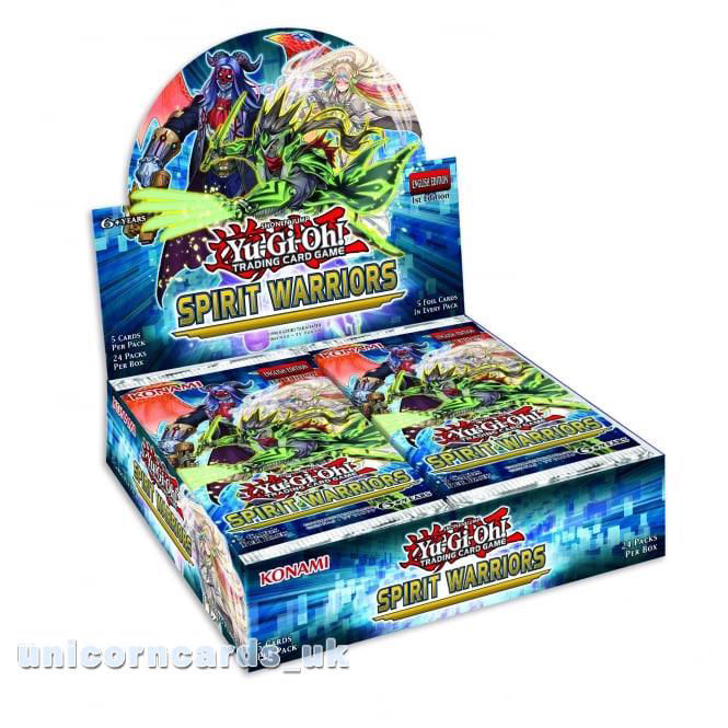 Yugioh Fusion Enforcers 1st Edition 24-Count Booster Box TCG CCG Cards