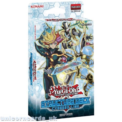 Picture of YuGiOh! Cyberse Link Structure Deck :: Cards Only - No Box! ::