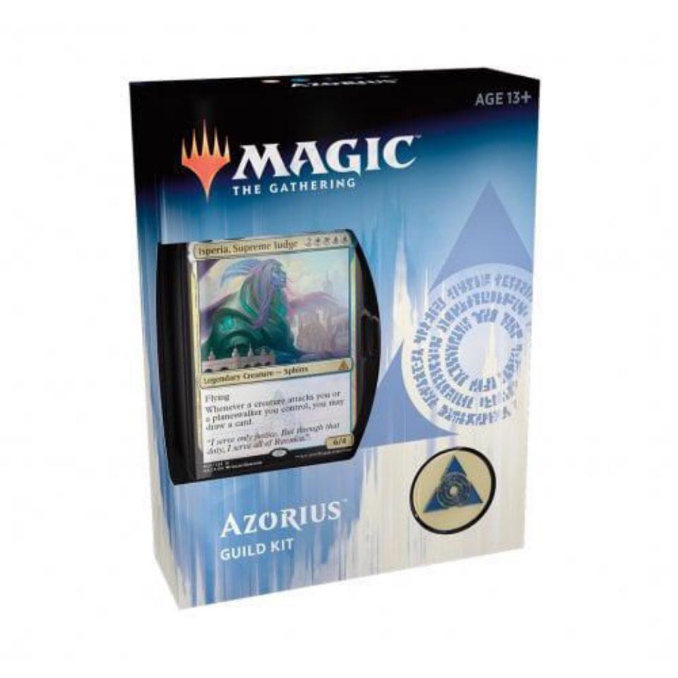 Magic: The Gathering Ravnica Allegiance Guild Kit
