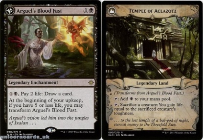 Picture of Arguel's Blood Fast Ixalan XLN-090 Rare Mint MTG Card