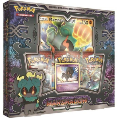 Picture of Pokemon TCG: Marshadow Box :: Brand New And Sealed!