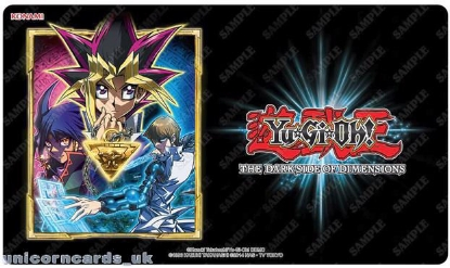 Picture of YuGiOh The Dark Side of Dimensions Game Mat :: Official Konami High-Quality Rubber Playmat
