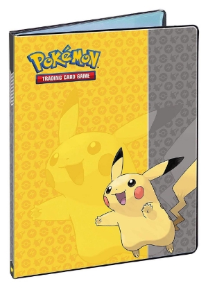 Picture of Pokemon: Ultra-Pro 9-Pocket Portfolio :: Pikachu :: 10 Pages : 180 Cards Album