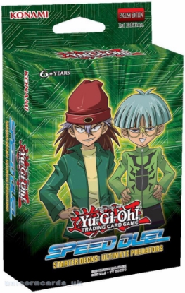 Picture of YuGiOh! Speed Duel Starter Decks: Ultimate Predators :: Brand New And Sealed Box! ::