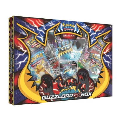 Picture of Pokemon TCG: Guzzlord GX Box :: Brand New And Sealed!