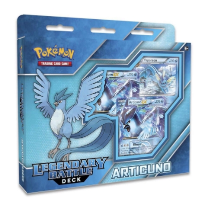 Picture of Pokemon TCG: Legendary Battle Deck :: Articuno :: Brand New And Sealed Box!