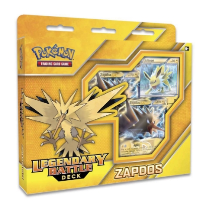 Picture of Pokemon TCG: Legendary Battle Deck :: Zapdos :: Brand New And Sealed Box!