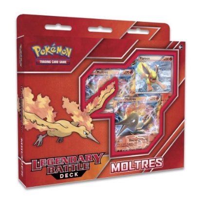 Picture of Pokemon TCG: Legendary Battle Deck :: Moltres :: Brand New And Sealed Box!