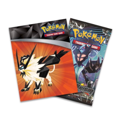 Picture of Pokemon Sun and Moon: Ultra Prism Mini Portfolio & Booster Pack
