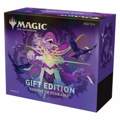 Picture of MTG - Magic: the Gathering : Throne of Eldraine Bundle Gift Edition :: New & Sealed Box ::