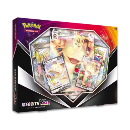 Picture of Pokemon TCG: Meowth VMAX Special Collection :: Brand New And Sealed!