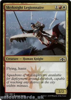 Picture of Skyknight Legionnaire Common Mint MTG Card :: Throne of Eldraine Brawl Decks ::