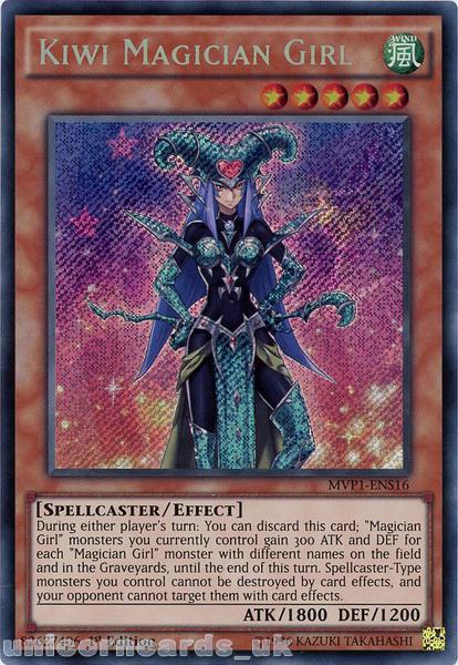 Ultra Rare 1st Edition Mint Card! - YuGiOh Dark Girl Magician Navigation