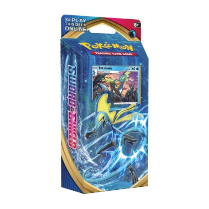 Picture of Pokemon TCG: Sword & Shield Inteleon Theme Deck :: Brand New And Sealed Box! ::