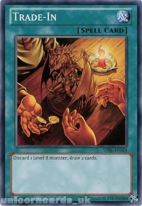 Picture of SDBE-EN024 Trade-In UNL Edition Mint YuGiOh Card