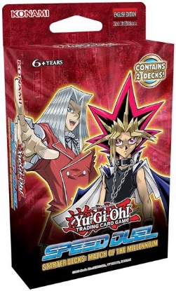 Picture of YuGiOh! Speed Duel Starter Deck: Match of the Millennium ::