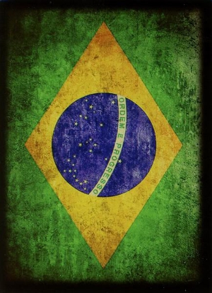 Picture of Max Protection Sleeves :: Brazil Flag Sleeves:: MTG/Pokemon Size :: Pack of 50 ::