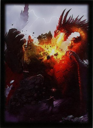 Picture of Max Protection Sleeves :: Death Grip :: MTG/Pokemon Size :: Pack of 50 ::