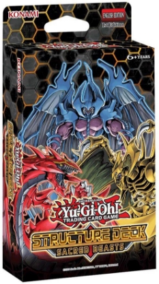 Picture of YuGiOh! Structure Deck: Sacred Beasts ::