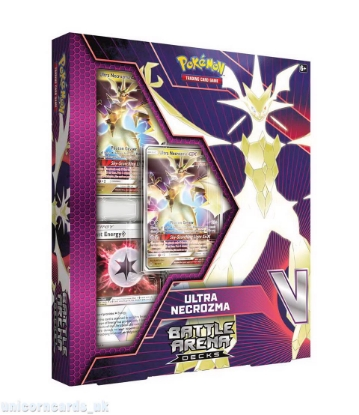 Picture of Pokemon TCG: Battle Arena Deck - Ultra Necrozma GX :: Brand New And Sealed! ::