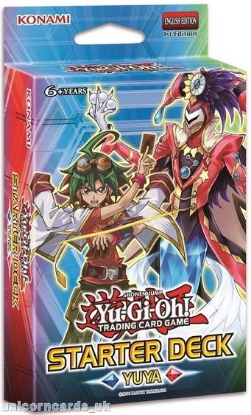 Picture of YuGiOh! Starter Deck 2016: Yuya ::  Brand New And Sealed Box!
