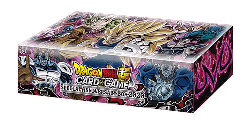 Picture of DragonBall Super Card Game - Special Anniversary Box 2020 :: Agents of Destruction Design ::