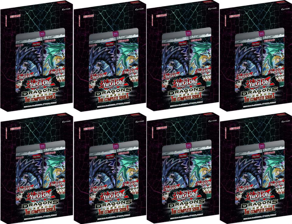 Picture of YuGiOh! Dragons of Legend: The Complete Series 1st Edition Box x8 ::